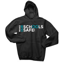 Make Our Schools Safe Pullover Hoodie Thumbnail